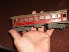 VINTAGE COLLECTABLE MODEL TRAIN MARKLIN MITROPA 343 SLEEPING CAR GERMANY